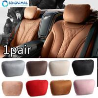 Car Pillow Soft Headrest Support For Mercedes Benz Universal For all