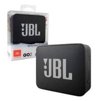 JBL GO 2 Speaker Bluetooth Wireless Portable Audio by Harman GO2 OEM - Hitam