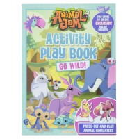 ANIMAL JAM ACT PLAY BK GO WILD!