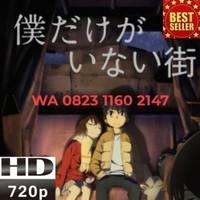 Kaset DVD Film Anime Boku Dake Ga Inai Machi