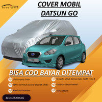 Body Car Cover Nissan Datsun Go MOMO Cover Sarung Waterproof Selimut - IGNIS