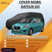 Body Car Cover Outdoor Nissan Datsun Go MOMO Cover Sarung Waterproof - IGNIS