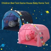 ildren Bed Tent Game House Baby Home Tent Boy Girl Safe House Tunnel
