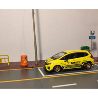 Parvus Models Ban Resin Skala 1 64 TE37 RAYS Ukuran 9 Untuk Custom