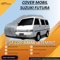 Cover Mobil Suzuki Futura MOMO Cover Sarung Mobil Tebal Selimut anti - DATSUN GO PLUS