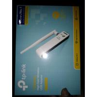 USB Wireless atau Penangkap Sinyal Wifi TP Link WN722N Antena