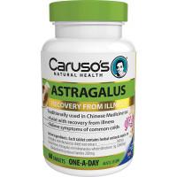 Carusos Natural Health Astragalus 60 Tablets