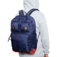 Bloods Bag Pack Trial 02 Navy Blue