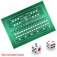 Mainan Poker Kain NonWoven untuk Dekorasi Meja 2f