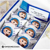 6pcs Medium Soft Cookies - Non Bubblewrap