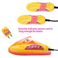 Pengering Sepatu Elektrik Penghilang Bau Odor Dehumidify