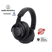 Audio- ATH-WS990BT Wireless Bluetooth Noise Reduction Headset