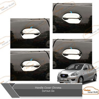 Handle Cover Chrome Mobil Datsun Go