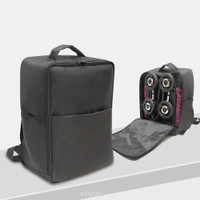 Stroller Backpack Travel Large Capacity Zipper Closure Carrying For