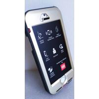 iPhone 5 Softcase Hardcase Hybrid Bumper Slim Armor Anti Crack PO1 - No 2