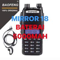 Walkie Talkie -) bao feng Radio Ht Handy Talky Baofeng Uv 82 + Head 80