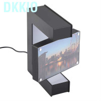 Dkkio LED light Photo Magnetic Levitating Frame Pictures Decoration