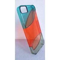 iPhone 5 Hardcase Hybrid Bumper Slim Armor Anti Crack PM1 - No 3