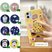 Lovely PopSocket Motif Anime Space Stars Finger Holder Pop Socket