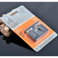 Alat Pengasah Pisau Mini Portable Profesional Otomatis Manual Elektrik