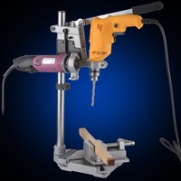 EAZY BOR Drill Press Table Drill Stand Bench Table Clamp Mini Drilling