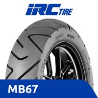 Ban Belakang Motor IRC 110/90-12 MB67 Tubeless Honda Scoopy
