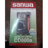 AVO METER DIGITAL SANWA ORIGINA CD 800A