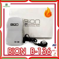 Z222 alat bantu dengar B-136 kabel bion pocket