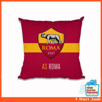 Bantal Custom Foto Roma - AS Roma - Romanisti - Bantal Foto