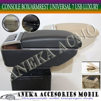 f. Console Box Armrest Arm Rest Livina Grand New All Nissan Luxury 7Us