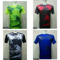 Kaos Baju Olahraga Futsal Sepak Bola Puma PM09