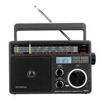 Best Retekess TR618 FM AM SW 3 Band Radio USB TF Card Speaker MP3