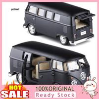 Mod- Mainan Mobil Diecast VW Combi Skala 1 / 36 untuk Koleksi / Mainan