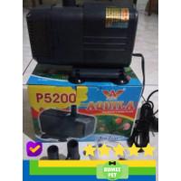 High Quality Pompa Air Water Pump Aquila P5200 P-5200 Premium