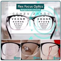 Kacamata Flexy Power Kacamata Baca Teknologi Auto Fokus