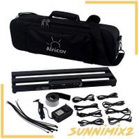 Pedal Efek Gitar Portable Bahan Aluminum Alloy Warna Hitam