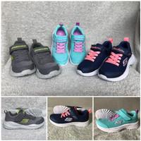 Sepatu Sneakers Anak Perempuan - Anak Wanita - Anak Cewe Skechers