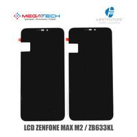 w. Lcd Full Set Asus Zenfone Max M 2 Zb633Kl - Black Original