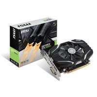 MSI GeForce GTX 1050 Ti 4GB DDR5 - OC TUNGGU APALAGI