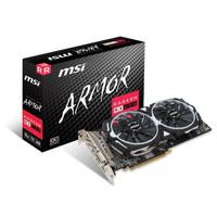 MSI Radeon RX 580 8GB - Armor 8G OC