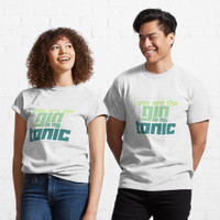 Kaos You are the Gin to my Tonic 261467 T Shirt
