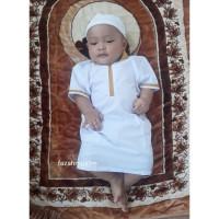 GCL Jubah gamis koko turki bayi newborn dan baju muslim anak laki laki
