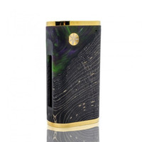 Asmodus Pumper 21 80W Squonk Box Mod Black and Gold AUTHENTIC Limited