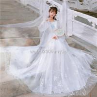 Mo Yuyunyan Baju Dalam Wanita Musim Gugur / Panas Gaya Yunqu Hanfu