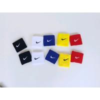 Armband - Wristband Nike Bahan Handuk - ikat Lengan - pergelangan