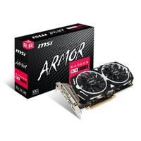 MSI Radeon RX 570 8GB DDR5 - Armor 8G OC BURUAN