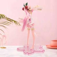 Lxsomtimes Mainan Action Figure Anime Vocaloid Hatsune Sakura Miku