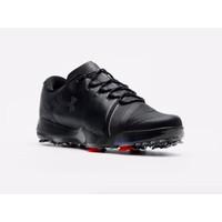 ada Sepatu Golf Under Armour Mens UA Spieth 3 Black - Ori
