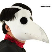 JR Topeng Doctor Plague Model Paruh Burung Panjang Gaya Vintage