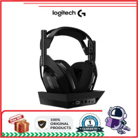 Logitech Astro A50 wireless gaming headset, head-mounted 7.1 surround
